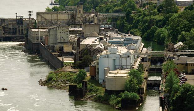 Oregon mill closing